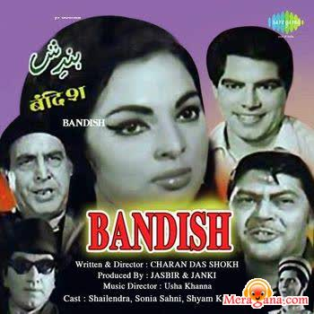 Poster of Bandish (1969) - (Hindi Film)