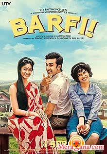 Poster of Barfi! (2012) - (Hindi Film)