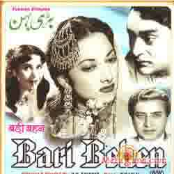 Poster of Bari+Behen+(1949)+-+(Hindi+Film)