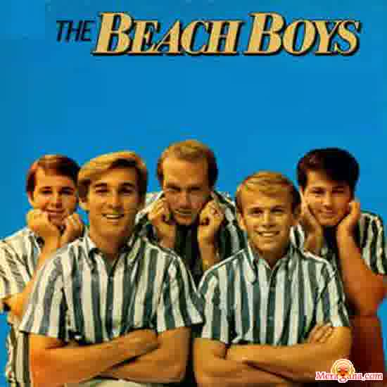 Poster of Beach Boys, The - (English)