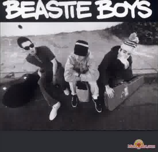 Poster of Beastie Boys - (English)
