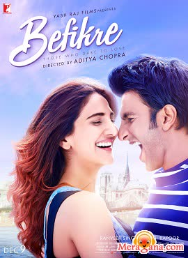 Poster of Befikre (2016)