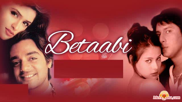 Poster of Betaabi (1997) - (Hindi Film)