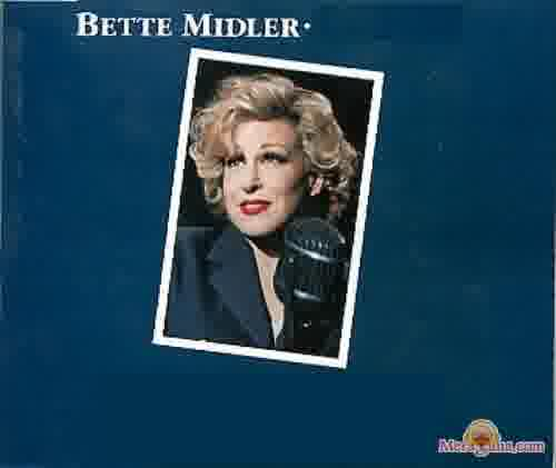 Poster of Bette Midler - (English)
