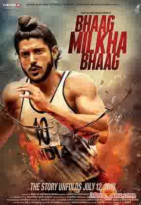 Poster of Bhaag Milkha Bhaag (2013) - (Hindi Film)