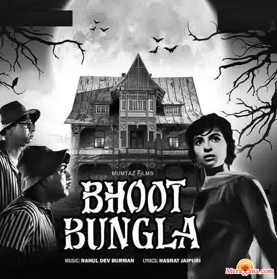 Poster of Bhoot Bungla (1965) - (Hindi Film)