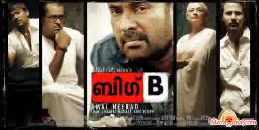 Poster of Big B (2007) - (Malayalam)