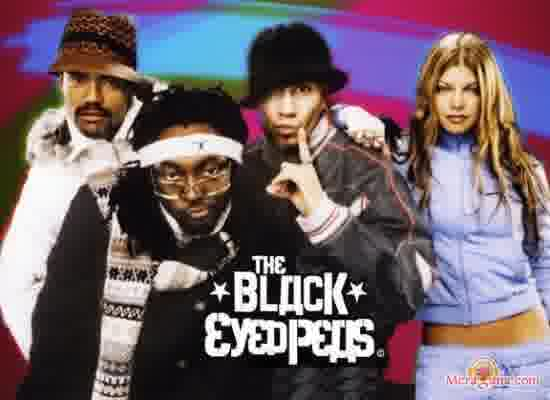 Poster of Black Eyed Peas
