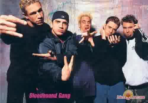 Poster of Bloodhound Gang - (English)