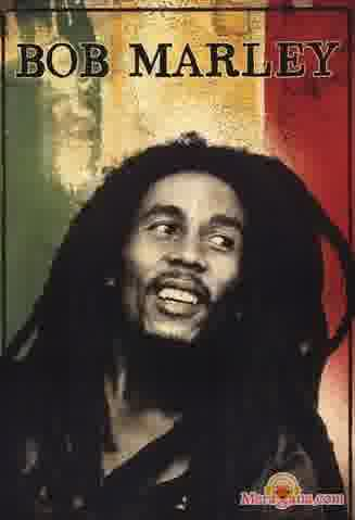 Poster of Bob Marley - (English)