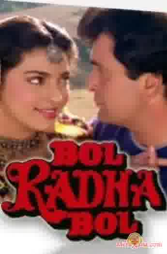 Poster of Bol Radha Bol (1992) - (Hindi Film)