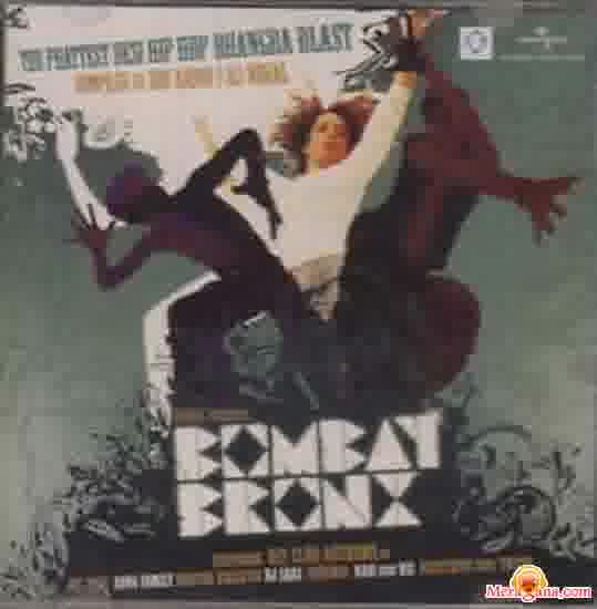 Poster of Bombay Bronx - (Indipop)