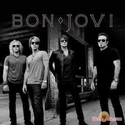 Poster of Bon Jovi - (English)