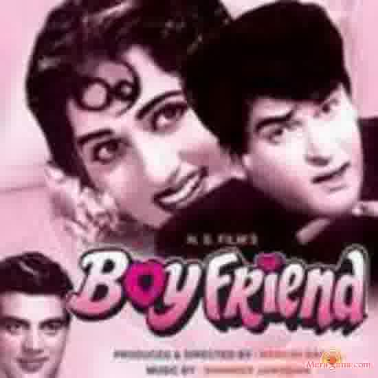 Poster of Boy Friend (1961) - (Hindi Film)