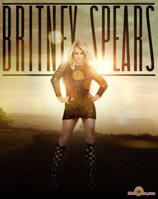 Poster of Britney Spears - (English)