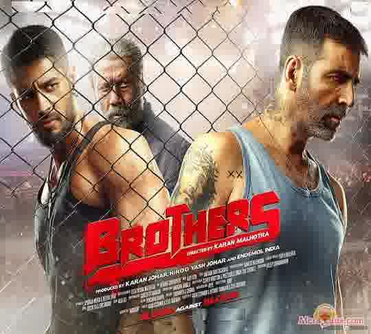Poster of Brothers (2015) - (Hindi Film)