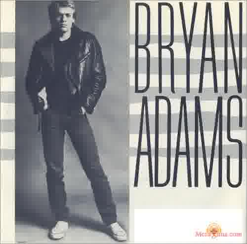 Poster of Bryan Adams - (English)