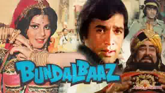 Poster of Bundal Baaz (1976) - (Hindi Film)