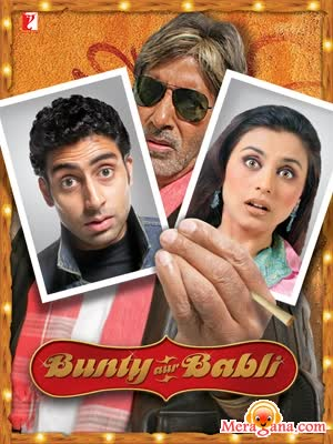 Poster of Bunty Aur Babli (2005) - (Hindi Film)
