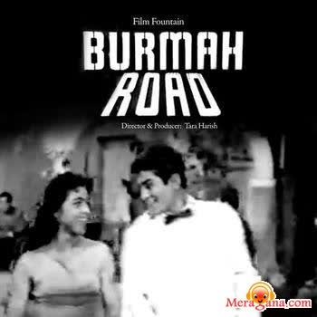 Poster of Burmah Road (1962)