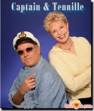 Poster of Captain And Tenille - (English)
