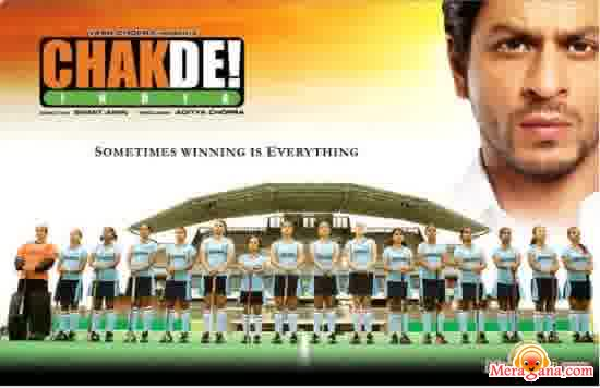 Poster of Chak De India (2007) - (Hindi Film)