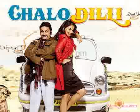 Poster of Chalo+Dilli+(2011)+-+(Hindi+Film)