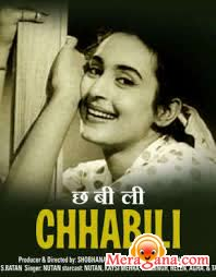 Poster of Chhabili (1960) - (Hindi Film)