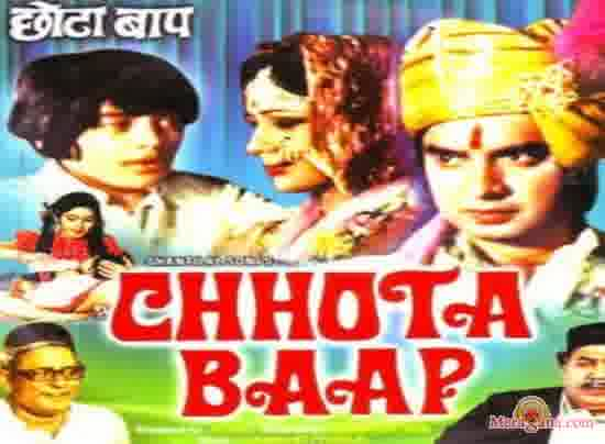 Poster of Chhota Baap (1977) - (Hindi Film)