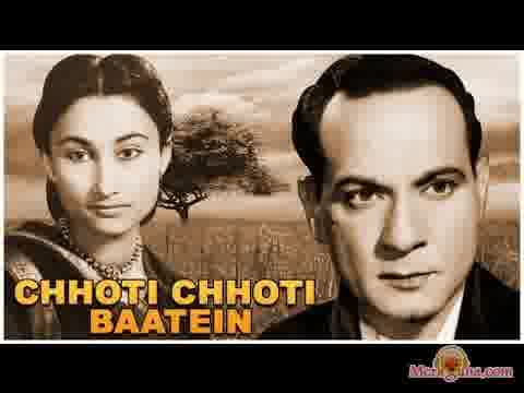 Poster of Chhoti Chhoti Baatein (1965) - (Hindi Film)