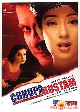 Poster of Chhupa Rustam (A Musical Thriller) (2001) - (Hindi Film)