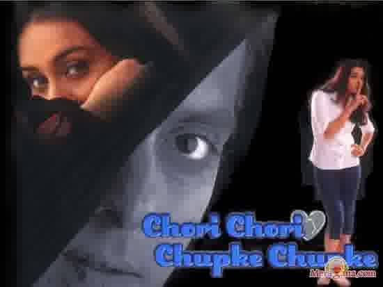 Poster of Chori Chori Chupke Chupke (2000) - (Hindi Film)