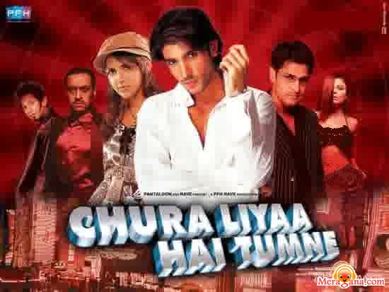 Poster of Chura Liyaa Hai Tumne (2003) - (Hindi Film)