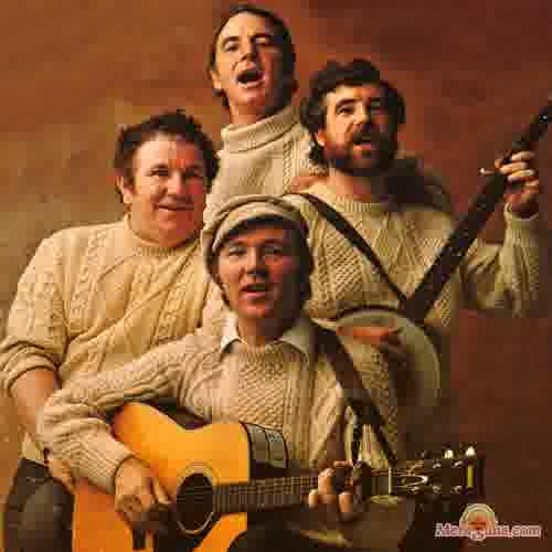 Poster of Clancy Brothers - (English)