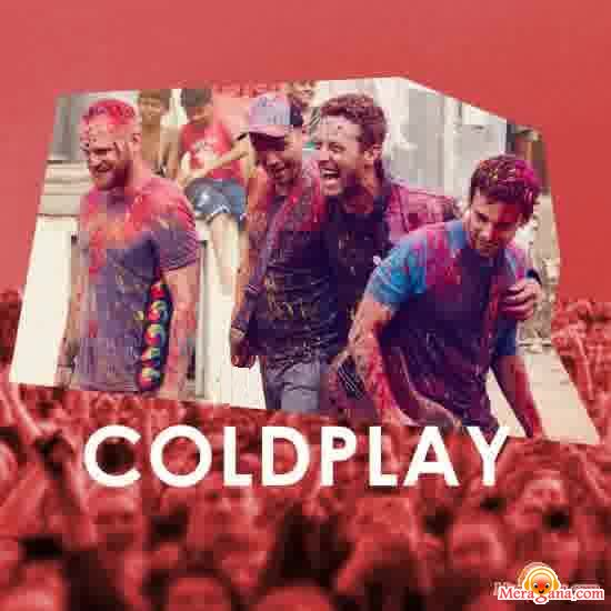 Poster of Coldplay - (English)