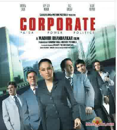 Poster of Corporate (2006) - (Hindi Film)