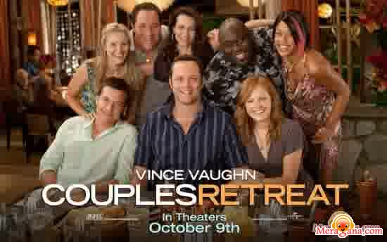Poster of Couples Retreat (2009) - (Hindi Film)