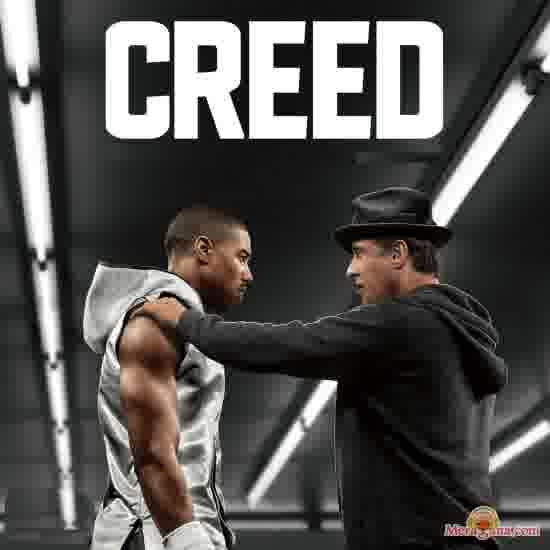 Poster of Creed - (English)