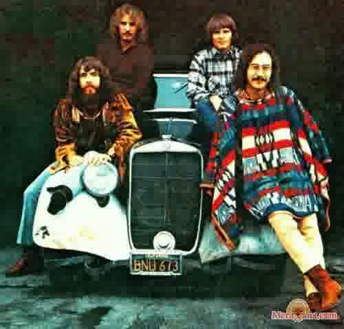 Poster of Creedence Clearwater Revival - (English)