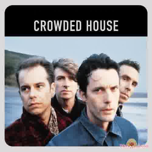 Poster of Crowded House - (English)