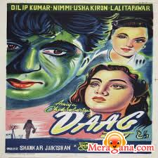 Poster of Daag (1952) - (Hindi Film)