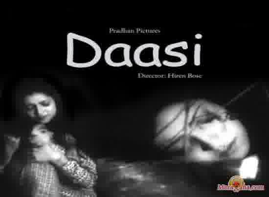 Poster of Daasi (1944) - (Hindi Film)