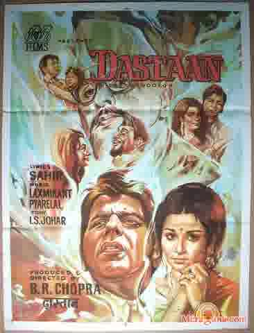 Poster of Dastaan (1972)