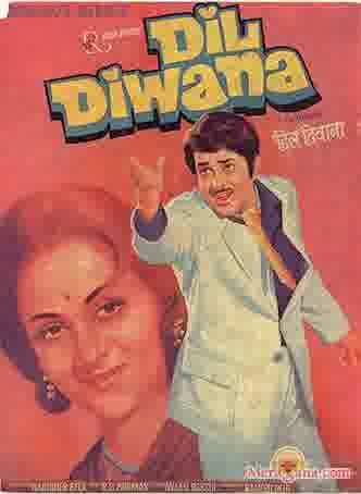 Poster of Dil Diwana (1974) - (Hindi Film)