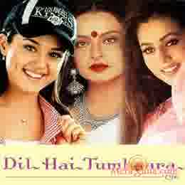 Poster of Dil Hai Tumhaara (2002) - (Hindi Film)