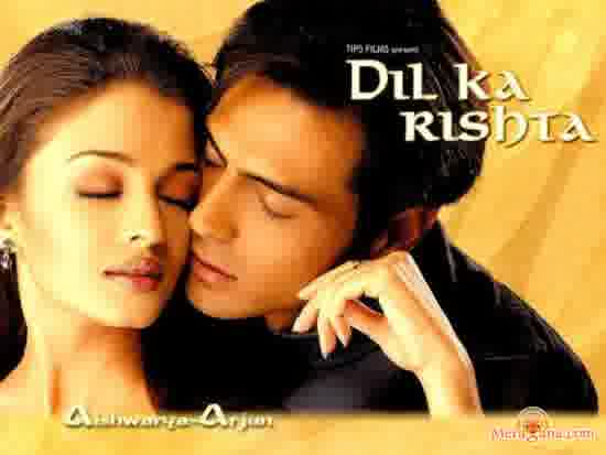 Poster of Dil Ka Rishta (2003) - (Hindi Film)