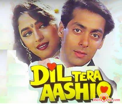Poster of Dil Tera Aashiq (1993) - (Hindi Film)