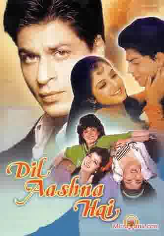 Poster of Dil Aashna Hai (1992)