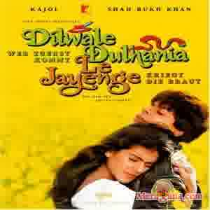 Poster of Dilwale Dulhania Le Jayenge (1995) - (Hindi Film)