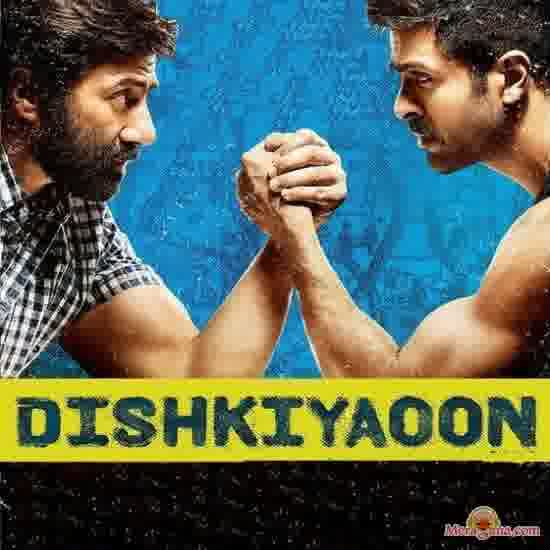 Poster of Dishkiyaoon (2014)